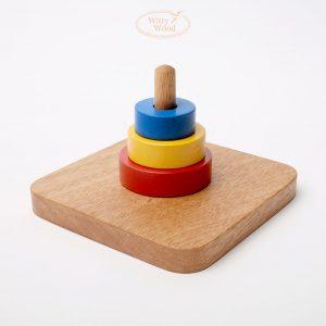 Torre-de-Color-Juguete-Montessori-Material-Didactico-Motricidad-Madera-Nino-Mexico-Apilar