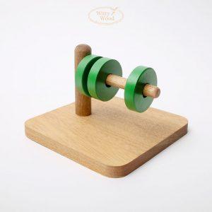 Torre-Horizontal-Juguete-Montessori-Material-Didactico-Motricidad-Madera-Nino-Mexico-Apilar