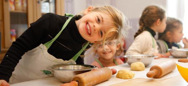 Actividades cotidianas montessori hogar