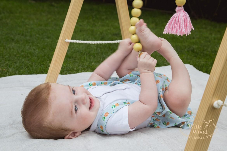 Que actividad hacer con un bebé